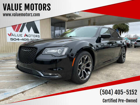 2015 Chrysler 300 for sale at VALUE MOTORS in Kenner LA