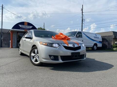 2009 Acura TSX for sale at OTOCITY in Totowa NJ