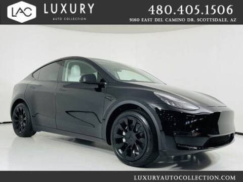 2021 Tesla Model Y for sale at Luxury Auto Collection in Scottsdale AZ