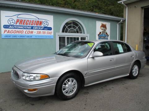 2005 Buick LeSabre for sale at Precision Automotive Group in Youngstown OH