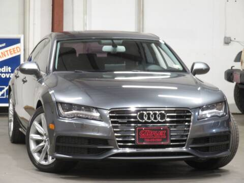 2014 Audi A7 for sale at CarPlex in Manassas VA