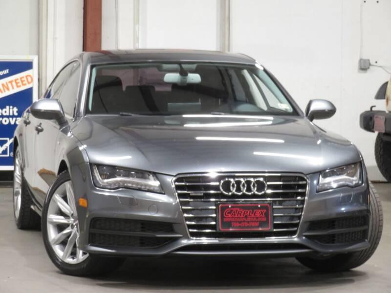 2014 Audi A7 for sale at CarPlex in Manassas VA