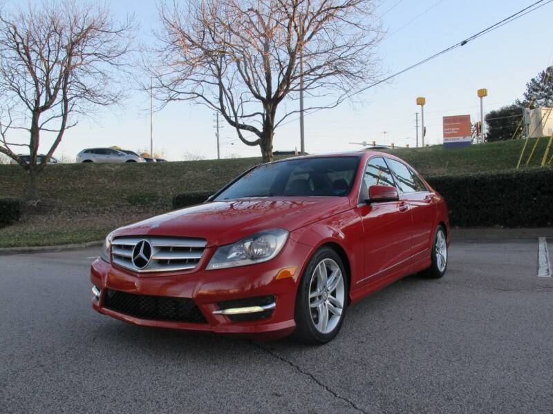 2013 Mercedes-Benz C-Class for sale at Best Import Auto Sales Inc. in Raleigh NC