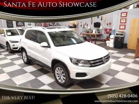 2017 Volkswagen Tiguan for sale at Santa Fe Auto Showcase in Santa Fe NM
