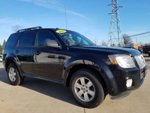 2010 Mercury Mariner for sale at CarNation Auto Group in Alliance OH