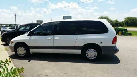 1998 Plymouth Grand Voyager for sale at 412 Motors in Friendship TN