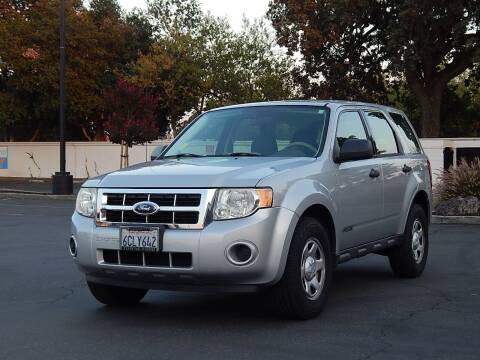 2008 Ford Escape for sale at Gilroy Motorsports in Gilroy CA