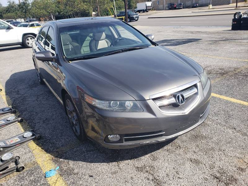 2008 Acura TL for sale at Bad Credit Call Fadi in Dallas TX