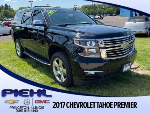 2017 Chevrolet Tahoe for sale at Piehl Motors - PIEHL Chevrolet Buick Cadillac in Princeton IL