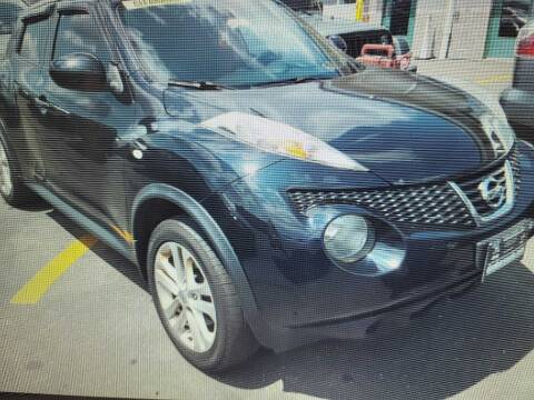 2011 Nissan JUKE for sale at CRYSTAL MOTORS SALES in Rome NY