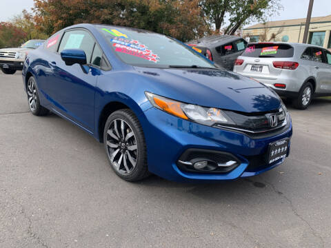 2014 Honda Civic for sale at 5 Star Auto Sales in Modesto CA