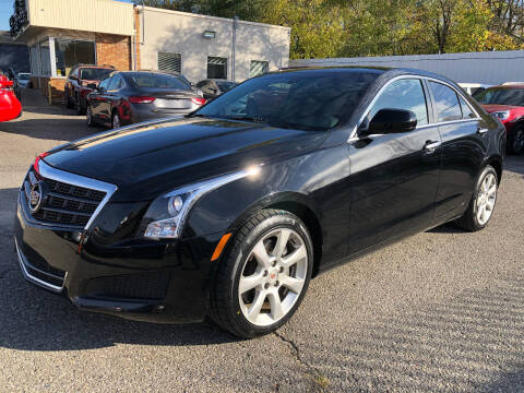 2014 Cadillac ATS for sale at SKY AUTO SALES in Detroit MI
