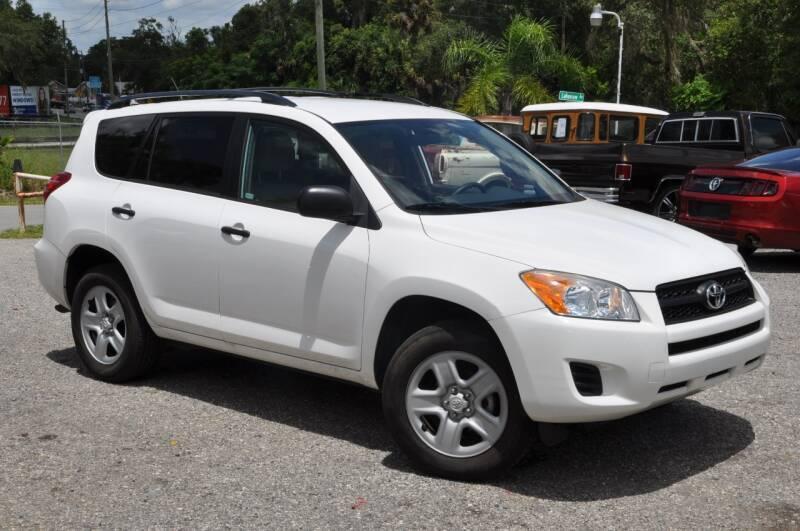 2009 Toyota RAV4 for sale at Elite Motorcar, LLC in Deland FL