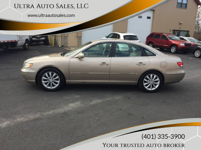 2006 Hyundai Azera for sale at Ultra Auto Sales, LLC in Cumberland RI