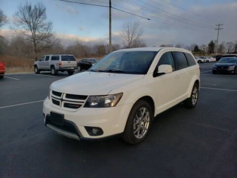 2017 Dodge Journey for sale at White's Honda Toyota of Lima in Lima OH