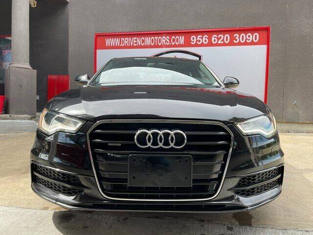 2015 Audi A6 for sale in Olmito, TX