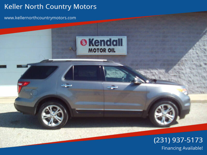 2011 Ford Explorer for sale at Keller North Country Motors in Howard City MI