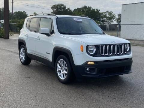 2017 Jeep Renegade for sale at Betten Baker Preowned Center in Twin Lake MI
