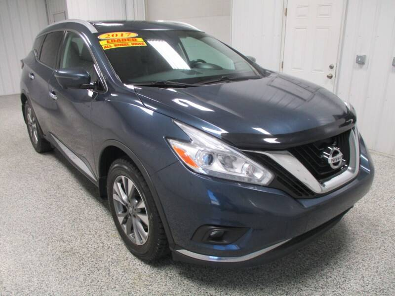 2017 Nissan Murano for sale at LaFleur Auto Sales in North Sioux City SD