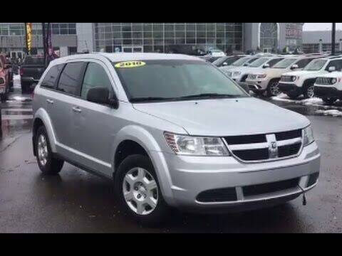 2010 Dodge Journey for sale at Ram Auto Sales in Gettysburg PA