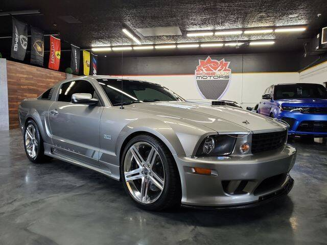 2008 Ford Mustang for sale at RoseLux Motors LLC in Schnecksville PA
