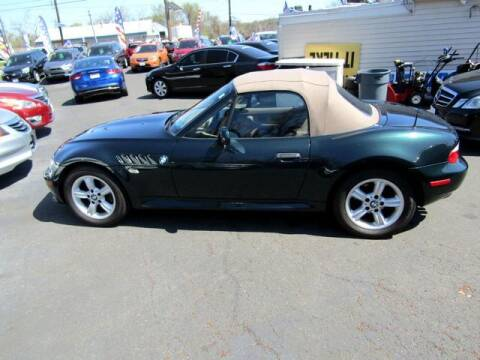 2001 BMW Z3 for sale at American Auto Group Now in Maple Shade NJ
