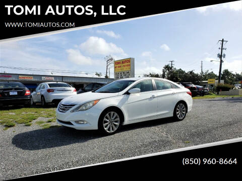2011 Hyundai Sonata for sale at TOMI AUTOS, LLC in Panama City FL