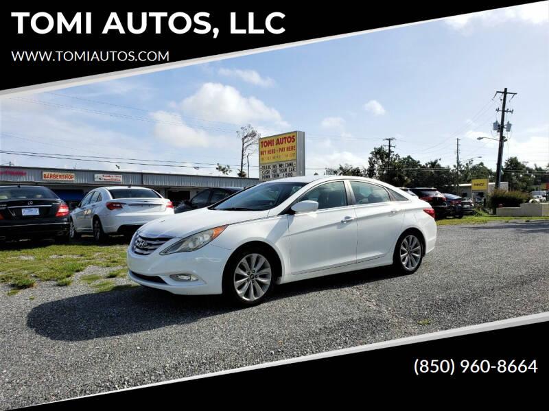 2011 Hyundai Sonata for sale at TOMI AUTOS, LLC in Panama City FL