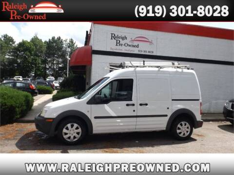 2012 Ford Transit Connect for sale at Raleigh Pre-Owned in Raleigh NC