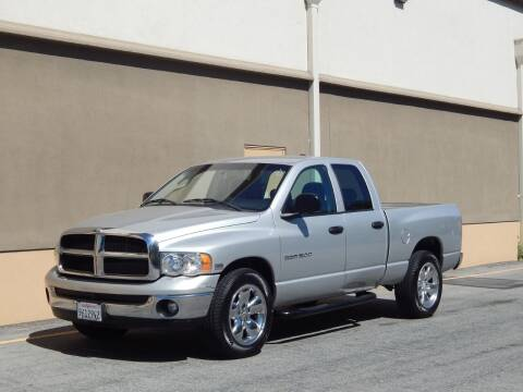 2005 Dodge Ram Pickup 1500 for sale at Gilroy Motorsports in Gilroy CA