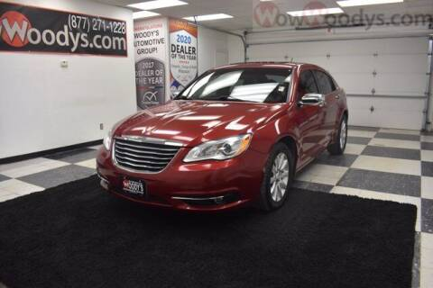 2014 Chrysler 200 for sale at WOODY'S AUTOMOTIVE GROUP in Chillicothe MO