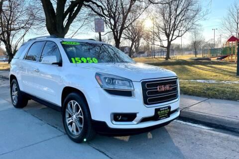 2014 GMC Acadia for sale at Island Auto in Grand Island NE
