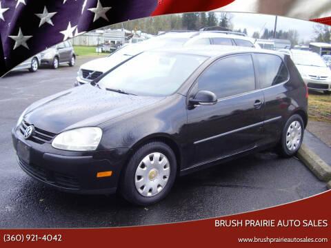 2008 Volkswagen Rabbit for sale at Brush Prairie Auto Sales in Battle Ground WA