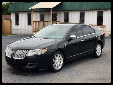 2010 Lincoln MKZ for sale at ASTRO MOTORS in Houston TX