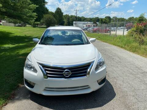 2015 Nissan Altima for sale at Speed Auto Mall in Greensboro NC