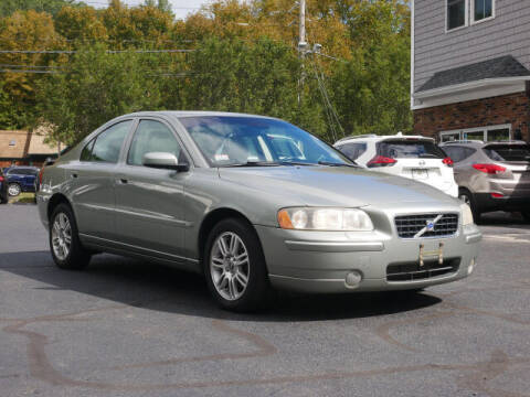 2006 Volvo S60 for sale at Canton Auto Exchange in Canton CT