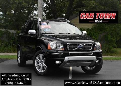 2014 Volvo XC90 for sale at Car Town USA in Attleboro MA
