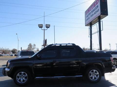 2007 Honda Ridgeline for sale at United Auto Sales in Oklahoma City OK