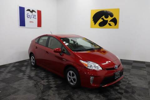 2013 Toyota Prius for sale at Carousel Auto Group in Iowa City IA