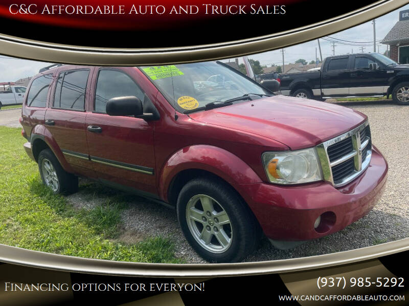 2007 Dodge Durango for sale in Tipp City, OH