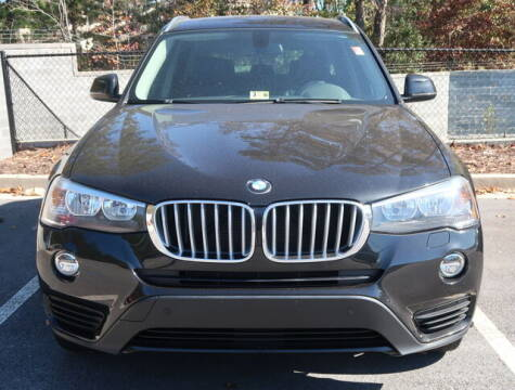 2017 BMW X3 for sale at Southern Auto Solutions - Georgia Car Finder - Southern Auto Solutions - BMW of South Atlanta in Marietta GA