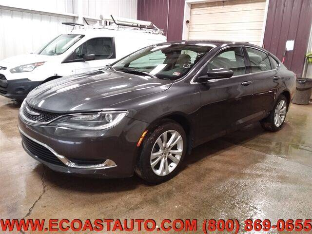 2016 Chrysler 200 for sale at East Coast Auto Source Inc. in Bedford VA
