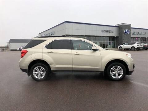 2011 Chevrolet Equinox for sale at Schulte Subaru in Sioux Falls SD