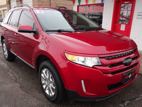 2013 Ford Edge for sale at VISTA AUTO SALES in Longmont CO