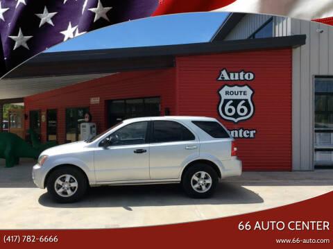2007 Kia Sorento for sale at 66 Auto Center in Joplin MO