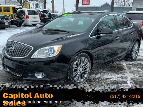 2012 Buick Verano for sale at Capitol Auto Sales in Lansing MI
