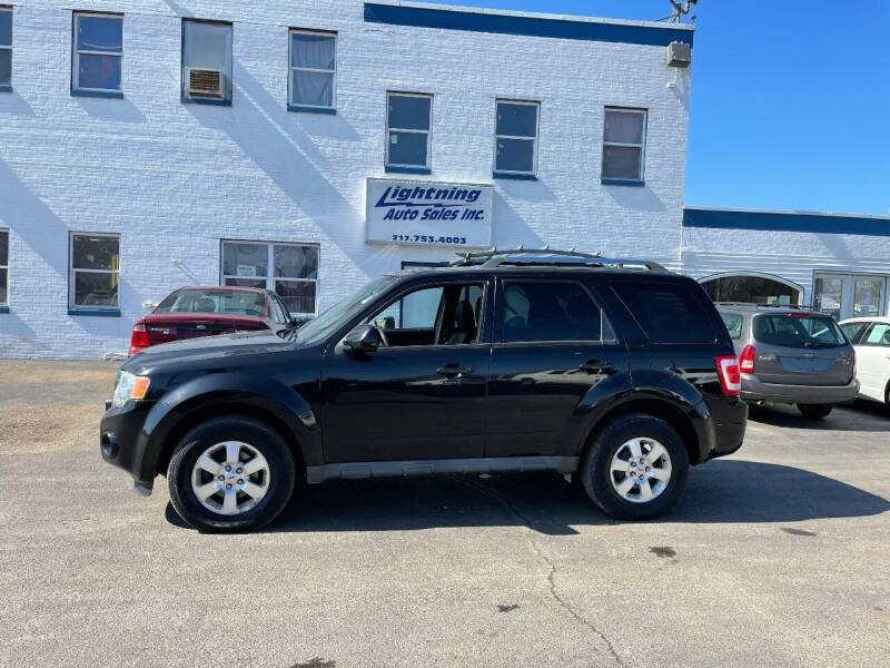 2009 Ford Escape for sale at Lightning Auto Sales in Springfield IL