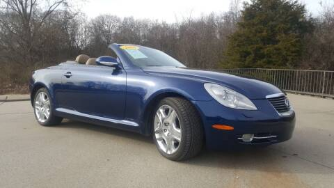 2006 Lexus SC 430 for sale at A & A IMPORTS OF TN in Madison TN