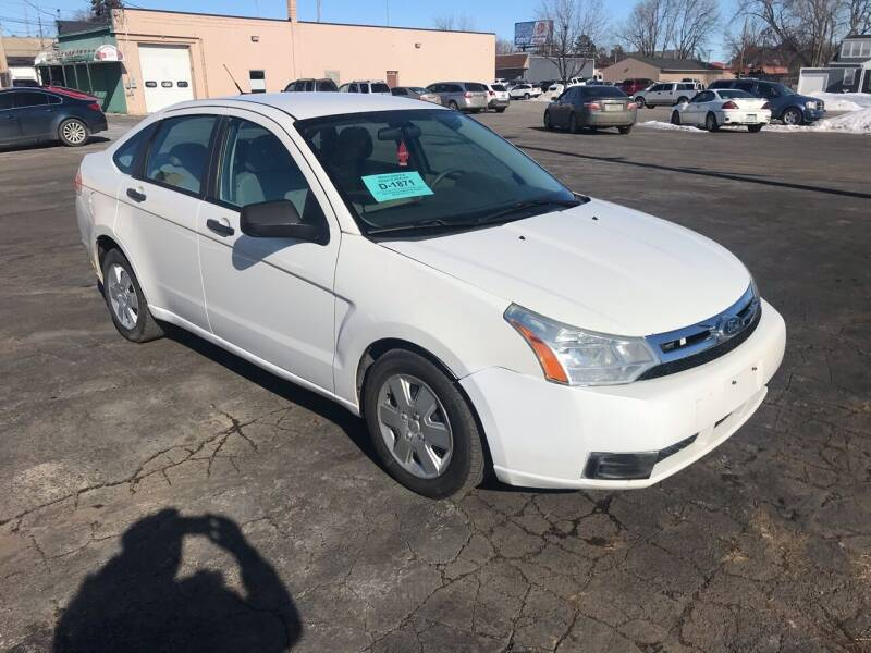 2010 Ford Focus for sale at New Stop Automotive Sales in Sioux Falls SD