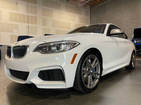 2017 BMW 2 Series for sale at Platinum Motors in Portland OR